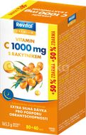 Revital Premium Vitamin C 1000mg + Rakytník 120 tablet