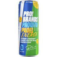 PRO!BRANDS Drink Padel Energy malina/granátové jablko 330ml