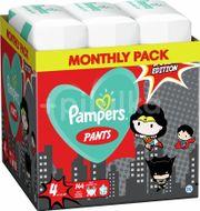 Pampers Pants Warner Bros Plenkové Kalhotky Velikost 4, 144 Kalhotek, 9kg-15kg