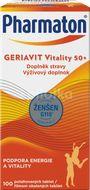 Pharmaton Geriavit Vitality 50+, 100 tablet