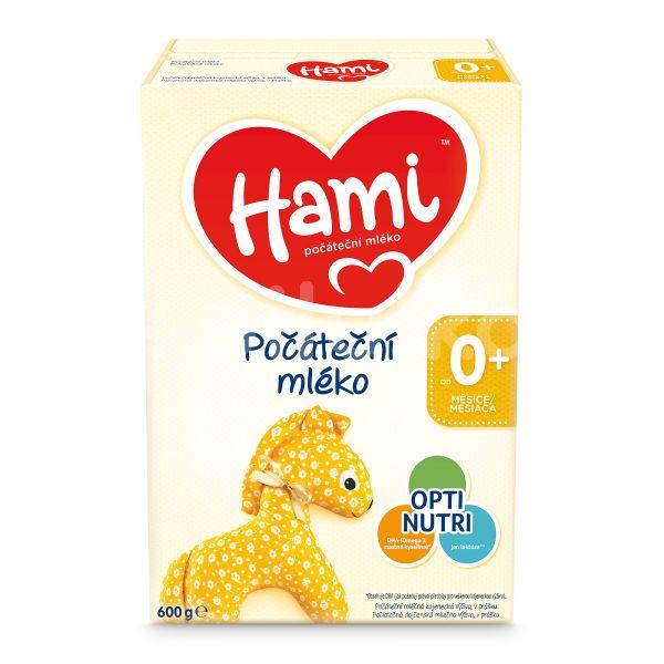 Hami Počáteční mléko od narození 600g