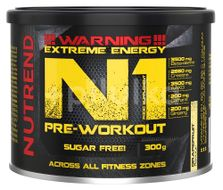 Nutrend N1 Pre - Workout grep 300g
