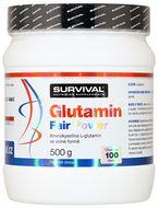 Survival Nutrition Glutamin Fair Power 500g