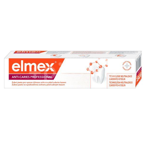 elmex Anti-Caries Protection Professional zubní pasta 75ml