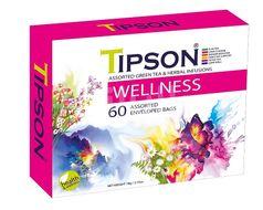 TIPSON Wellness Kazeta Variace 60x1,3g
