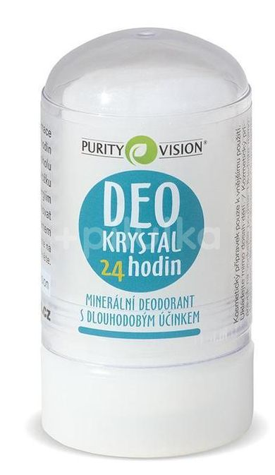 Purity Vision Deo krystal 24 hodin 60g