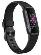 Fitbit Luxe Fitness náramek Black/Black