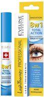 Eveline Total Action – sérum na řasy 8v1 10ml