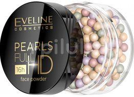 Eveline Full HD Pearls – barevný pudr 20g