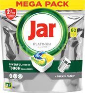 Jar kapsle na nádobí Platinum Yellow All-in-One 60ks