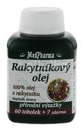MedPharma Rakytníkový olej 60mg 67 tobolek