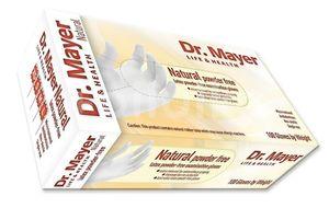 Dr.Mayer Rukavice latexové nepudrované vel.L 100ks