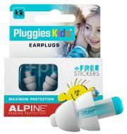 Alpine Špunty do uší Pluggies Kids