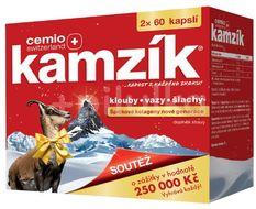 Cemio Kamzík 120 kapslí