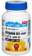 NatureVia Vitamin D3-Efekt Kids 60tbl