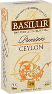 BASILUR Premium Ceylon 25x2g