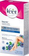 VEET Studené vosk. pásky pro citlivou pokožku 40ks