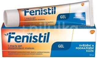 Fenistil gel 30g