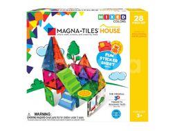 Valtech Magnetická stavebnice Magna Tiles 28 House