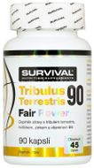 Survival Nutrition Tribulus Terrestris 90% Fair Power 90 kapslí