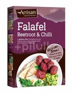 Artisan Grains Falafel bezlepková směs Červená řepa a chilli 150g