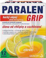 Paralen® Grip Horký Nápoj citron sáčky 12ks