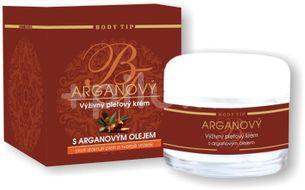 Arganový Pleťový krém s vyživujícím olejem 50ml
