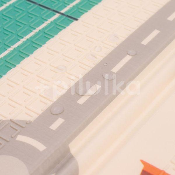 PlayTo Multifunkční skládací hrací podložka Město