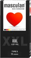 Masculan XXL black 10ks