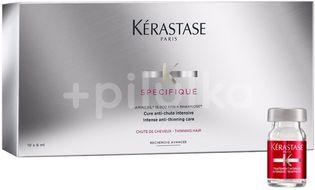 Kérastase Specifique Intervention intenzivní kúra proti padání vlasů 10x6ml