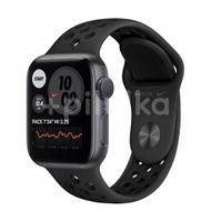 Apple Watch Nike S6 GPS, 40mm Space Gray Aluminium Case, Anthracite/Black Nike Sport Band, Regular 1ks