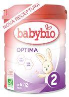BABYBIO OPTIMA 2 kojenecké bio mléko 800g