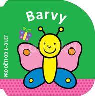 Svojtka Pro děti od 1-3 let Barvy