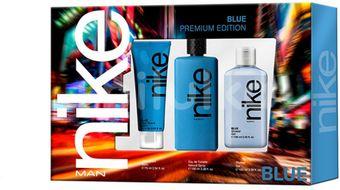 Nike Blue man set 3ks