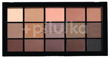 Revolution Re-Loaded Basic Mattes paletka očních stínů 16,5g