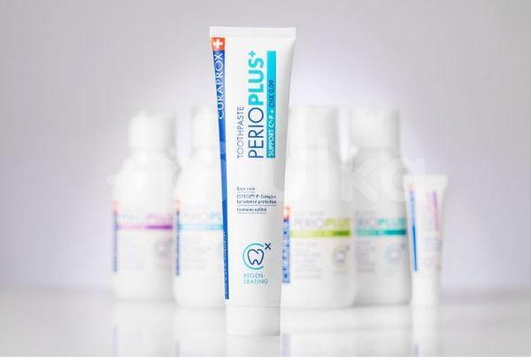 CURAPROX Perio Plus+ Support Zubní pasta 75ml