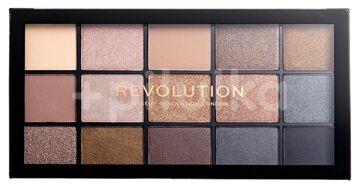 Revolution Re-Loaded Smoky Newtrals paletka očních stínů 16,5g