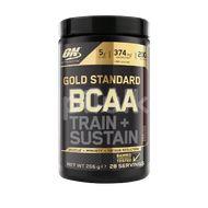 Optimum Nutrition Gold Standard BCAA Train Sustain cola 266g