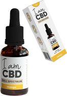 I am CBD Full spectrum olej 15% mango 10ml
