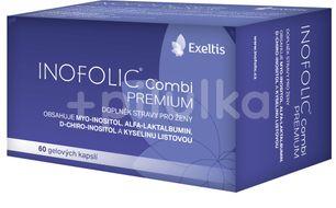 Inofolic Combi Premium 60 gelových kapslí