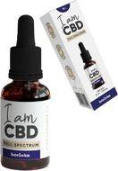 I am CBD Full spectrum CBD olej 15% borůvka 10ml