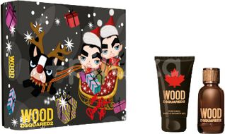 Dsquared2 Wood pour Homme Set Eau de Toilette 30ml + Bath&Shower Gel 50ml