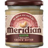 Meridian Organic máslo z kešu oříšků jemné 170g