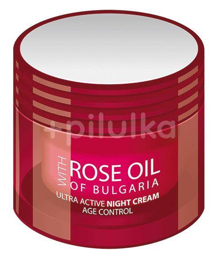 Biofresh Noční pleťový krém s růžovým olejem 50ml