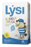 Lysi Omega 3 Chewable 60cps