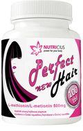 Nutricius Perfect HAIR new - methionin 500 mg 100 tablet