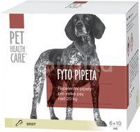Pet Health Care Fyto pipeta pro psy od 20kg, 6x10ml