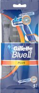 BlueII Plus Sensitive pohotová holítka 5ks